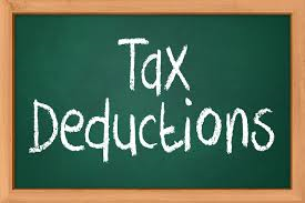 Tax Deductions for You!